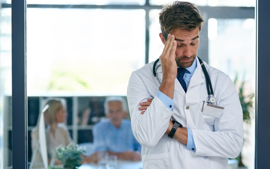 How Hospitals Can Slow Physician Burnout