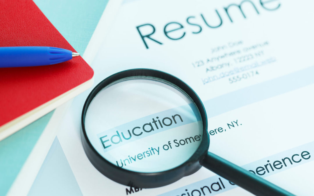 The Anatomy of a Medical Resume